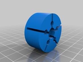 Bruder wheel adapter for trucks
