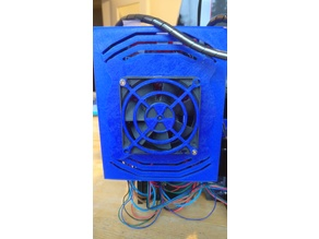 Nuke Fan guard 80mm