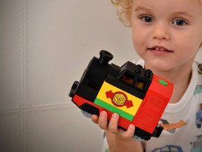 LEGO Duplo Train (steam  locomotive)