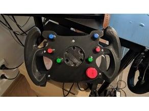 F1 steering wheel for Logitech G25