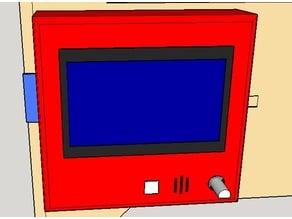 Case LCD 12864