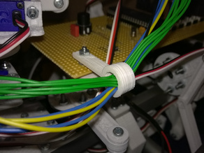 Wire loop for GuardBot