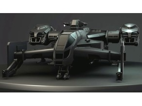 Star Citizen Drake Cutlass Black