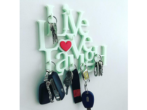 Live Love Laugh wall mount