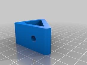20mm Extrusion Corner Bracket