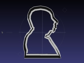 Alfred Hitchcock Presents Cookie Cutter