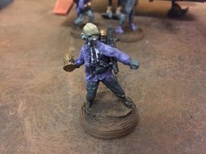 Tognath Commando with Demo Charges (Star Wars Legion scale)