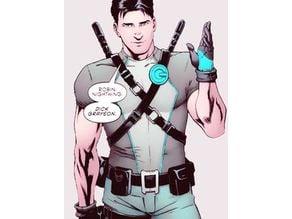 Agent 37 (Dick Grayson)
