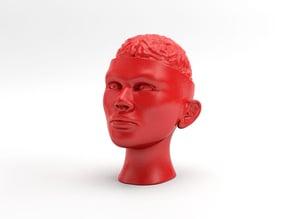 Paperweight Brain Head