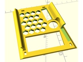 Control Panel for AirConception Race 2 Frame for Nitro/Tornado