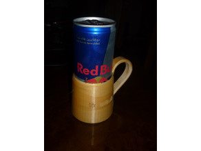 Red Bull Can Holder