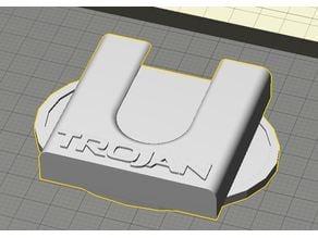 Trojan® Condom Belt Buckle - ♡Limited Edition♡ - TT