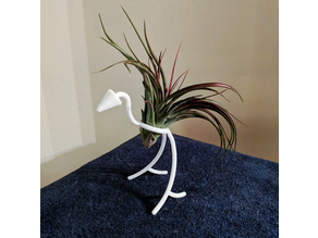 Bird Air Plant Holder