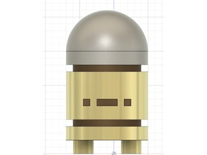 Bulletkin from Enter The Gungeon