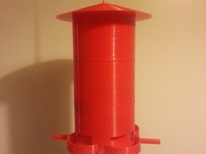 Bird feeder - Tower