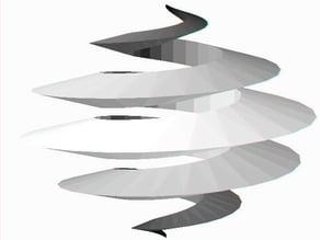 Screw Thread Module: Extrude-Transform Polygons