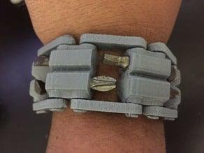 3D Printed Tool WristBand