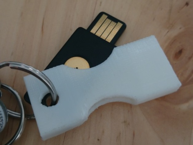 yubico yubikey neo cover by neolinux