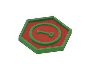 Keyforge Key Token