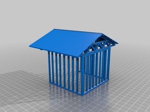 Small Shed (frame work)