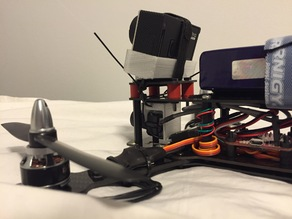 Blackout Mini H 20 Degree GoPro Mount