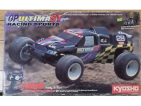 Kyosho GP Ultima ST, SPARE PARTS