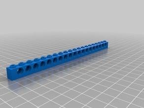 technic brick 20x1
