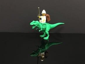 Lego Compatible T Rex