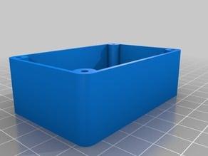 Basic Box for Electronics, etc.