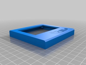 Yet another Reprap Discount GLCD Cover