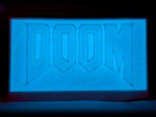 DooM Utilities: The bedside lamp - fluorescent