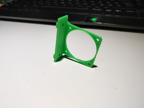 2020 Extrusion 40mm Fan Mount