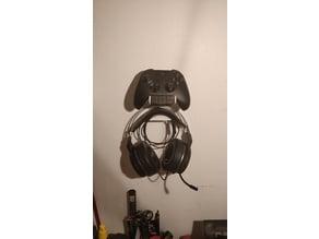 Xbox Controller- und Headsetwandhalter