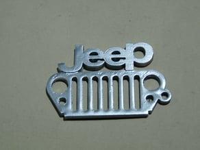keychain jeep
