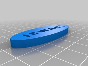Swag Paper weight