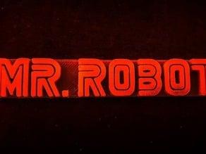 Mr.Robot Logo
