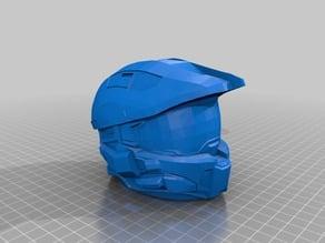 Halo Helmet - Printable