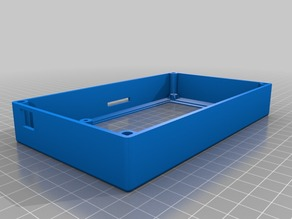 My Customized PanelDue Enclosure Xeph