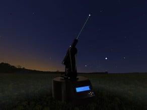 Mobile Planetarium / Space Pointer