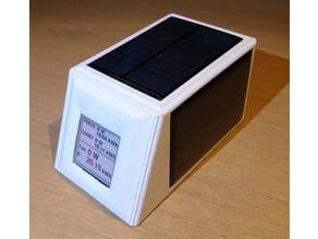 E-Paper solar box