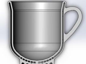 Thermo mug - darth vader variation