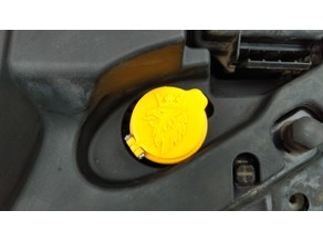 SAAB 9-3 Washer Fluid Reservoir Cap