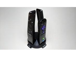 AV Remote Cradle