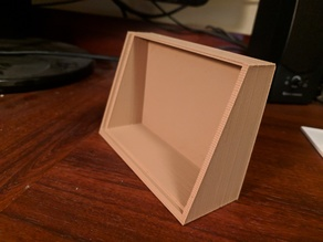 Lithophane Frame Box - Customizable