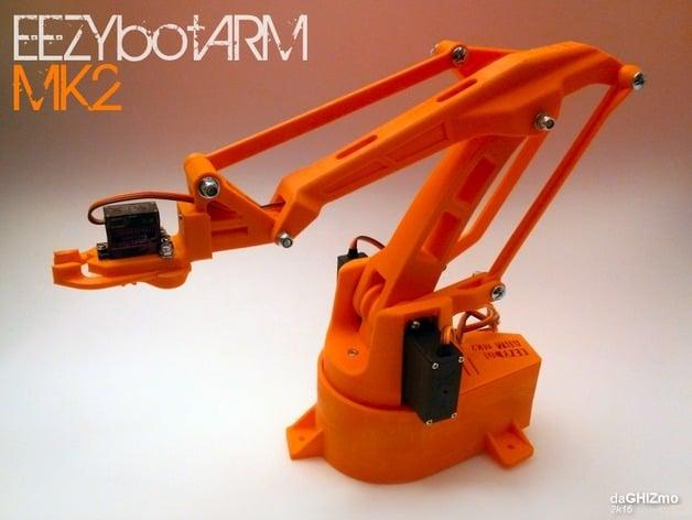 EEZYbotARM MK2 by daGHIZmo - Thingiverse