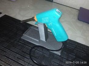 Pistol Soldering Iron Stand