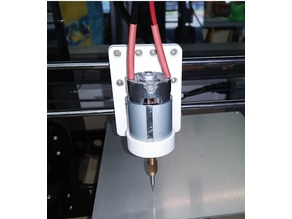 Anet A8 cnc RS550