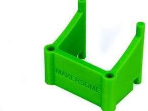 Flashforge Creator Pro Filament Alignment Bracket