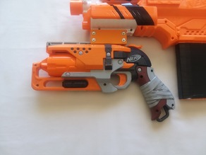 Nerf Rail Masterkey - Clamp On