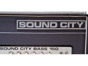 Sound City Logo